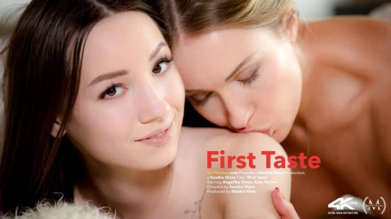 Angelika Greys  Kate Quinn - First Taste [VivThomas.com / SD 360p]
