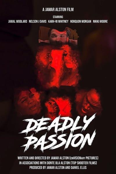 Deadly Passion 2021 1080p WEBRip x265-RARBG