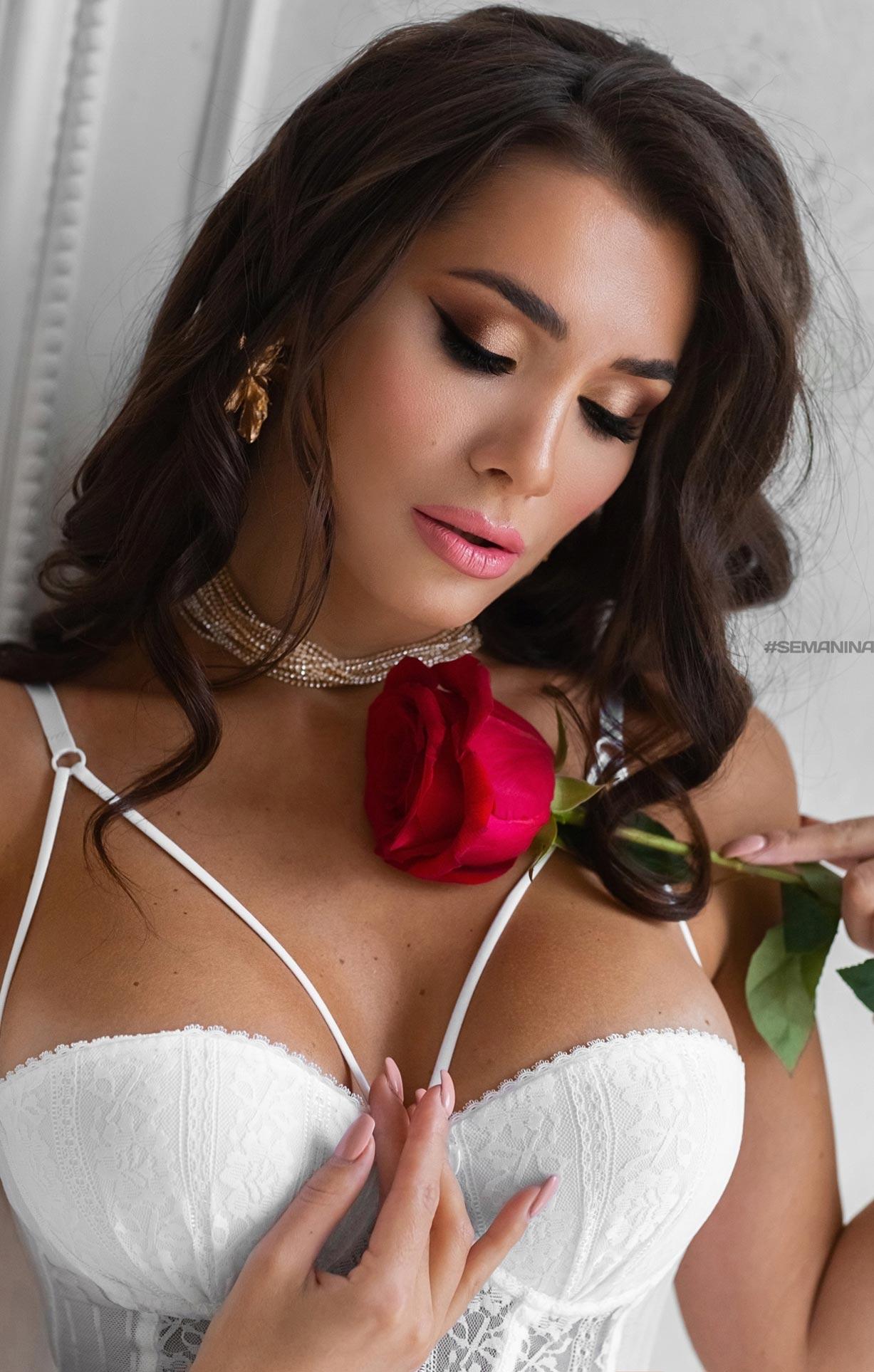 красная роза для Виктории / фото 08