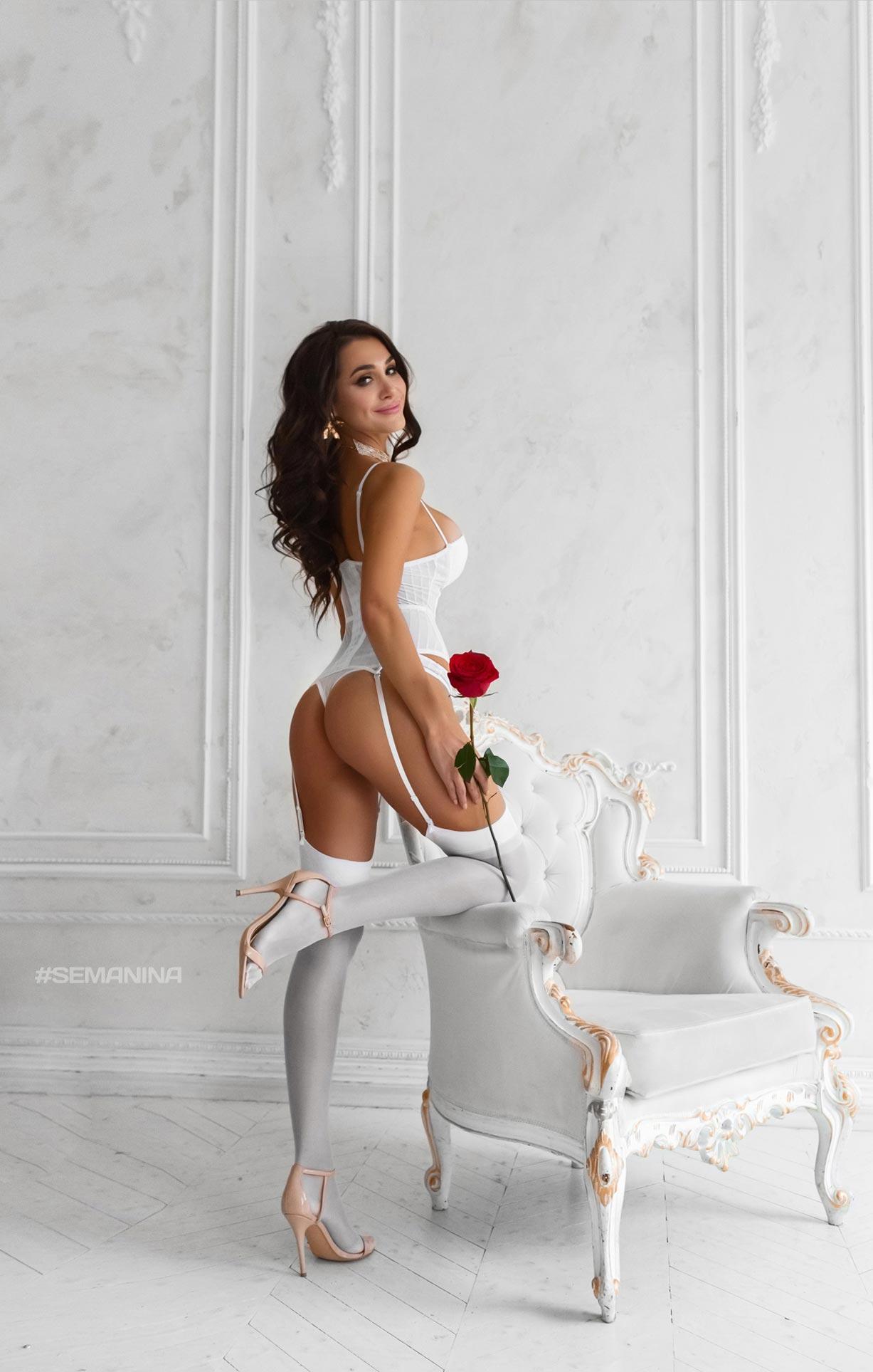 красная роза для Виктории / фото 09