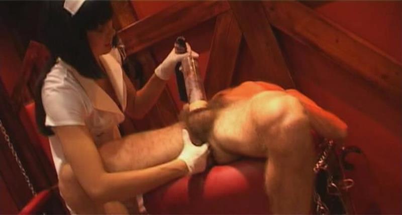 GoddessOfSubmission.com: Amateurs - Nasty Nurse [SD 480p] (BDSM)