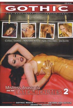 Gothic: Anastacia Pierce, Coral Sands, Gia Paloma, Jacklyn, Naudia Nyce - Mistress Anastacia And Her Latex Beauties #2 [SD 432p] (DVDRip)