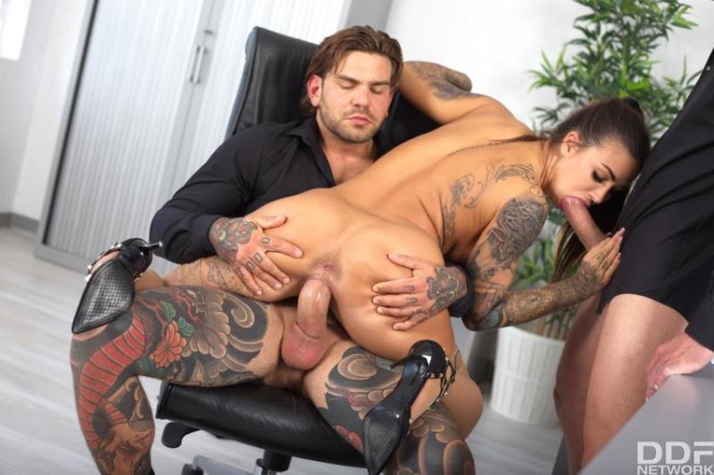 Susy Gala ~ 3Some Office Intercourse For Sexy Spanish Busty ~ HandsOnHardcore.com/PornWorld.com ~ HD 720p