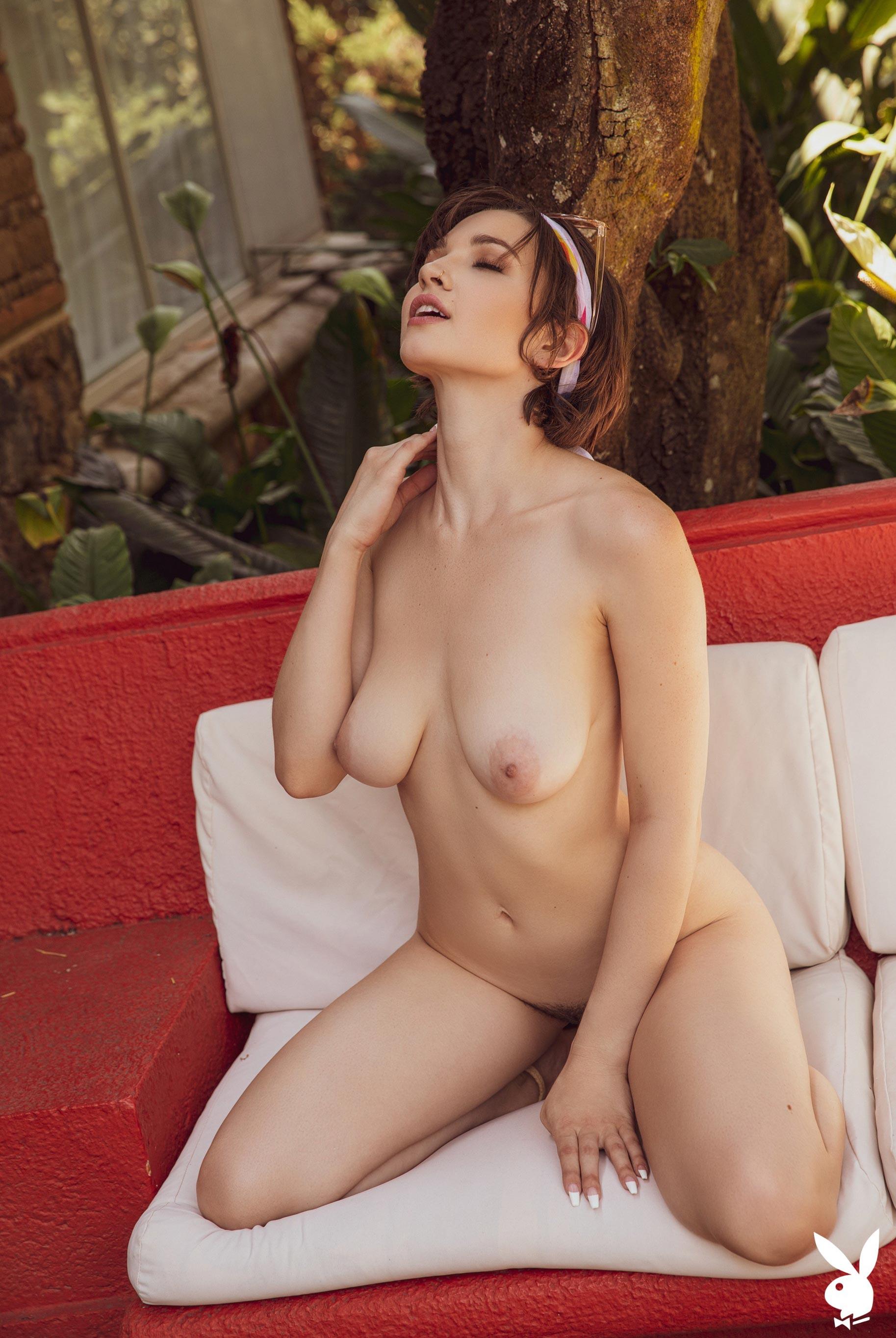 эротическая модель Джей Мари совмещает работу и отдых в Мексике / фото 06