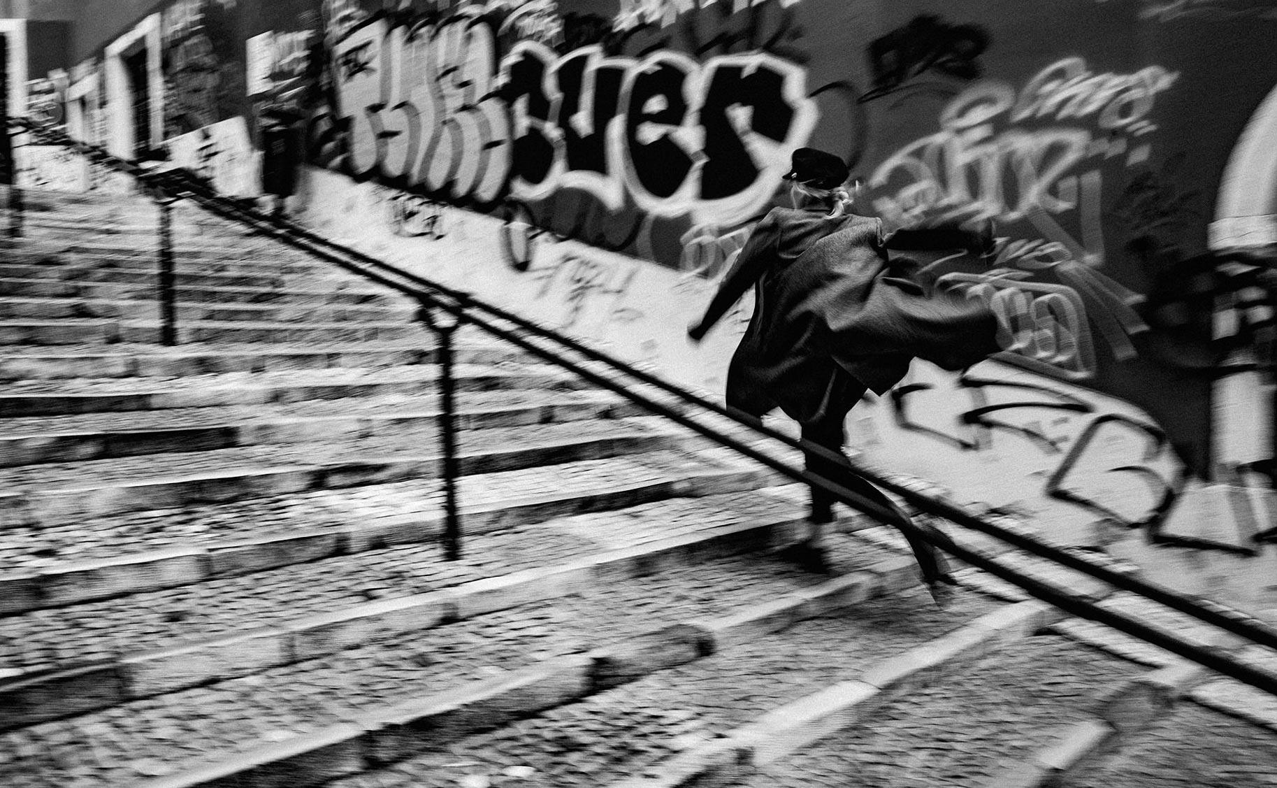 Яна Нагорняк гуляет по осеннему Лиссабону / фото 16