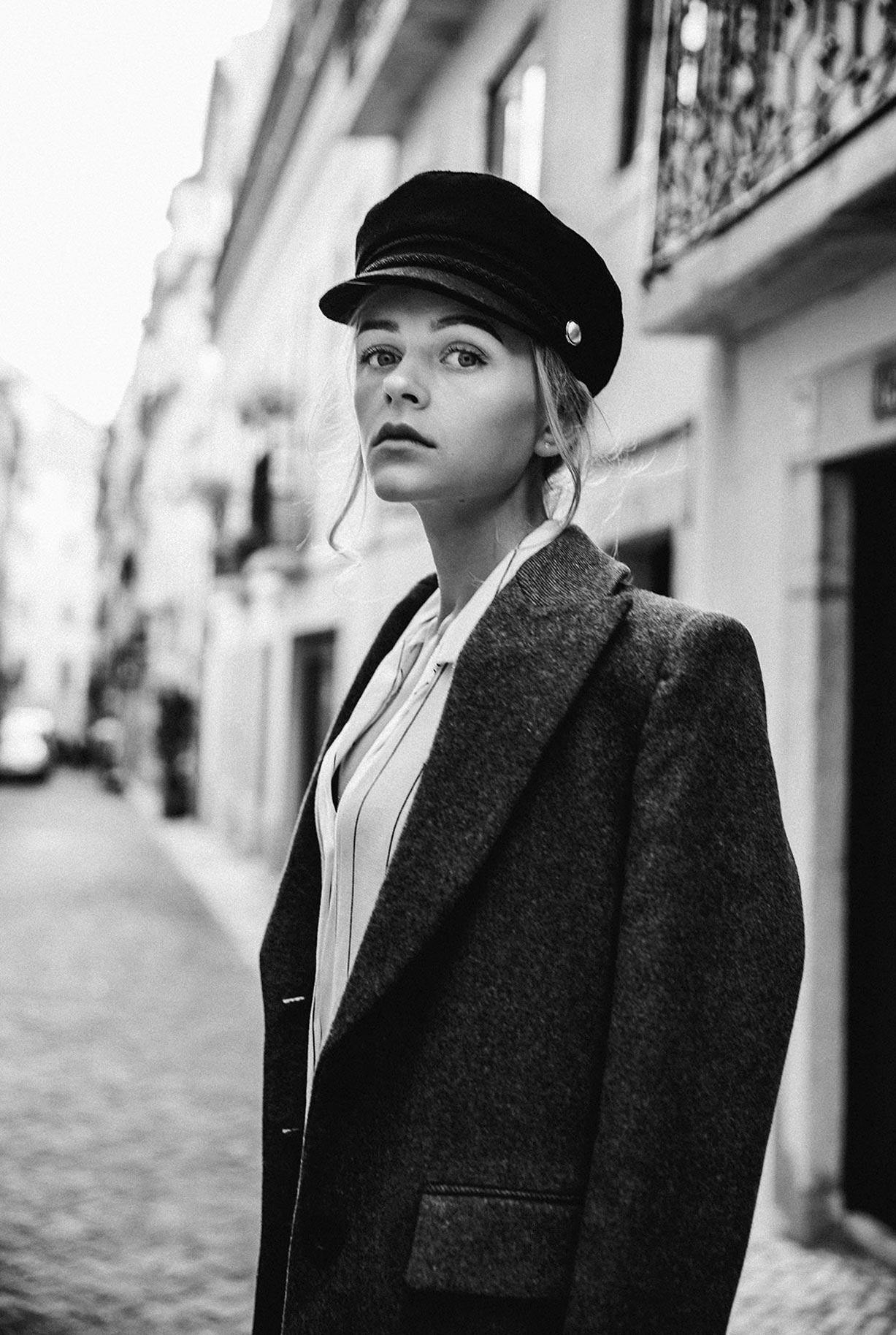 Яна Нагорняк гуляет по осеннему Лиссабону / фото 19