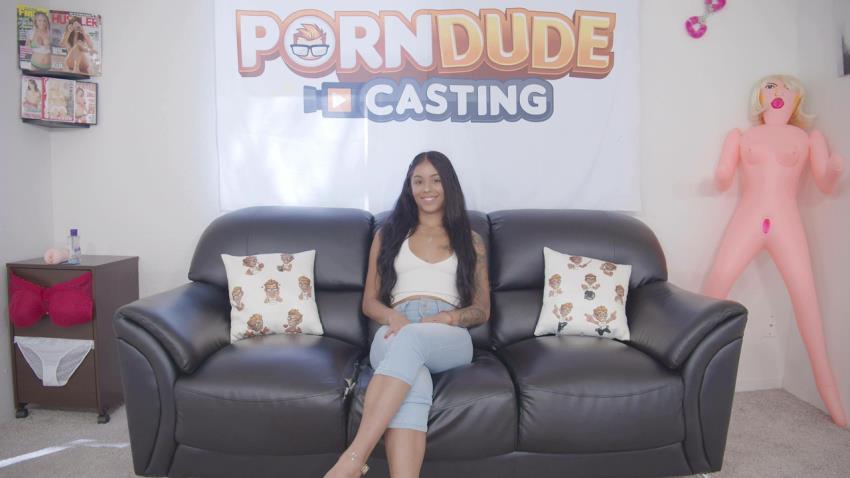 PornDudeCasting.com - Camila Cortez