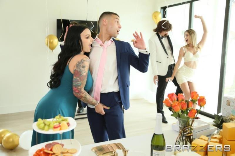 BrazzersExxtra.com/Brazzers.com - Payton Preslee - Wedding Creamers [HD 720p]