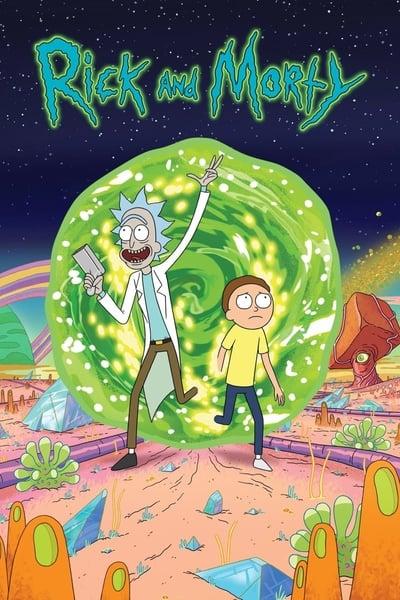 Rick and Morty S05E01 720p HEVC x265-MeGusta