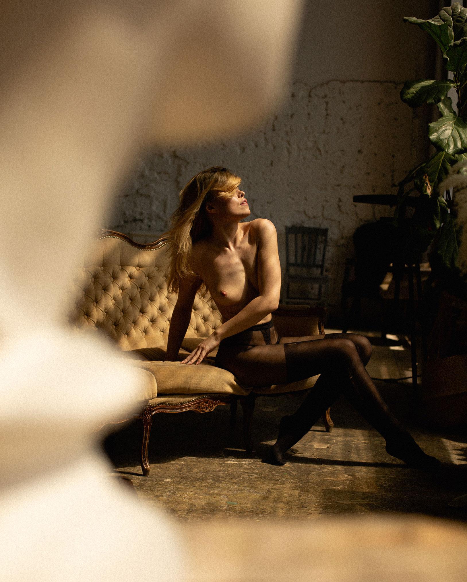 сексуальная фотомодель Эллина Мюллер / фото 02