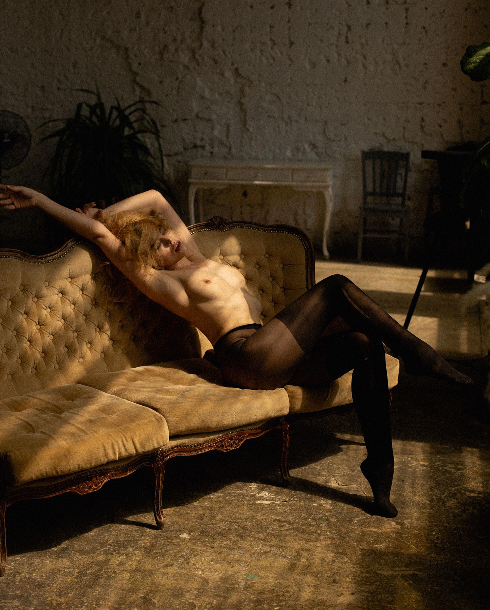 сексуальная фотомодель Эллина Мюллер / фото 09
