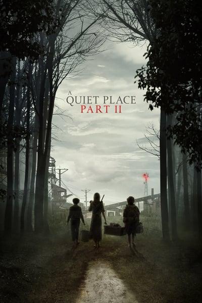 Um Lugar Silencioso - Parte II (2021) TS [Dublado Portugues] BRAZINO777