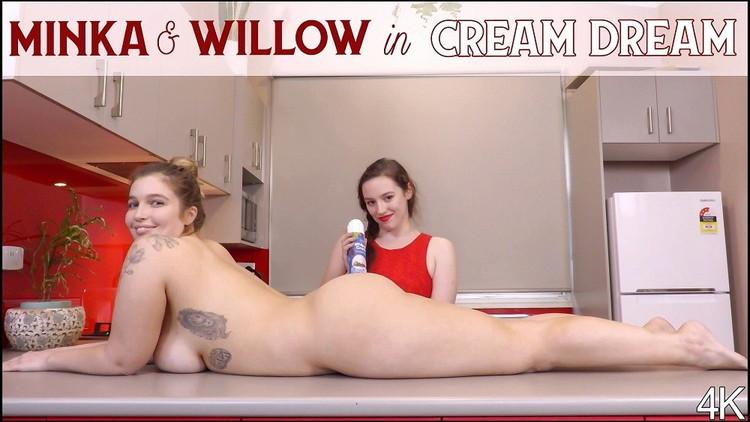 Minka, Willow - Cream Dream [GirlsOutWest / FullHD 1080p]