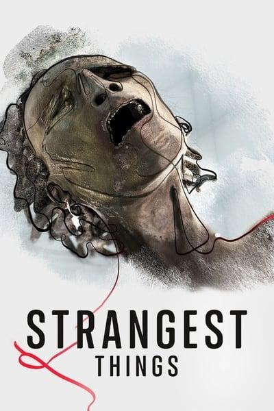 Strangest Things S01E04 Mystery of the Black Mirror 720p HEVC x265-MeGusta