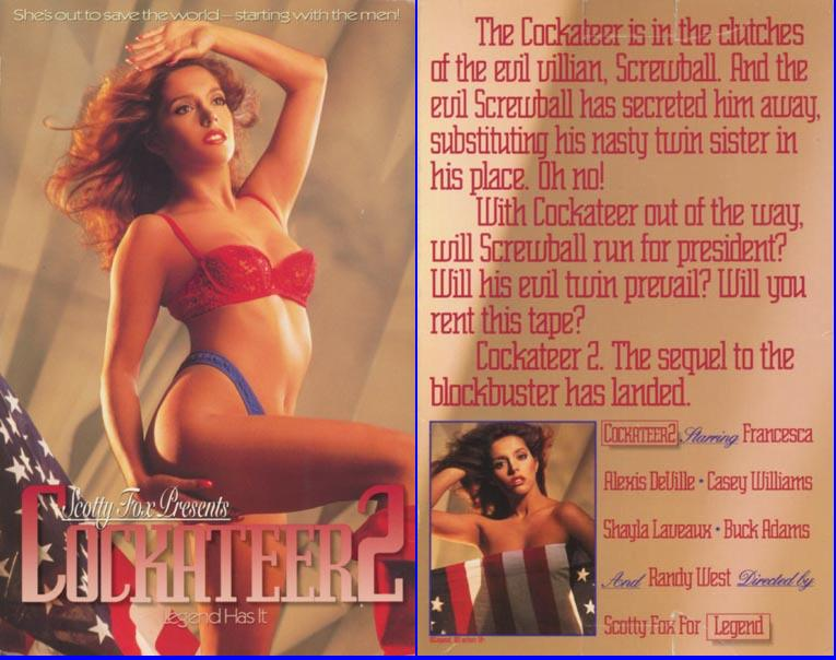 The Cockateer #2 [VHSRip 472p 405.38 Mb]