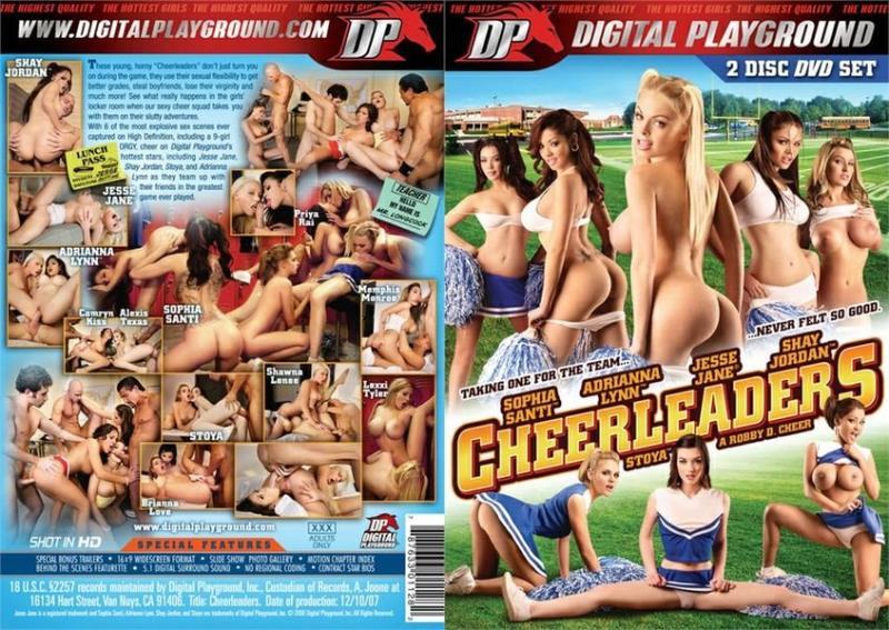 Cheerleaders [WEB-DL 540p 2.26 Gb]