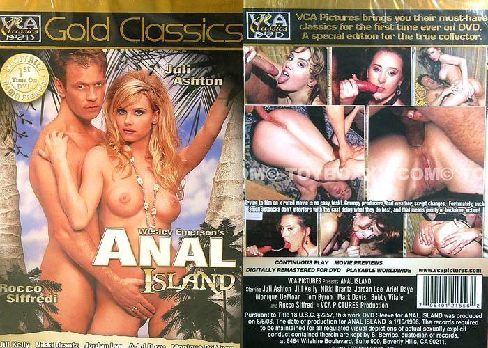 Anal Island 1 [DVDRip 480p 1.37 Gb]