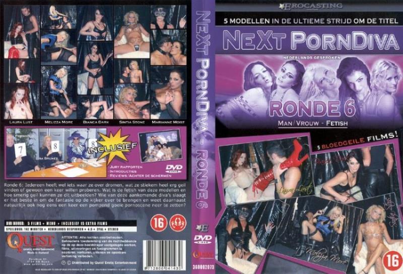 Laura Lust, Bianca Dark, Melizza More, Marianne Moist, Sintia Stone - Next PornDiva - Ronde 06 [SD/432p, 464p, 416p, 384p, 448p/1.14 Gb] Quest Erotic Entertainment