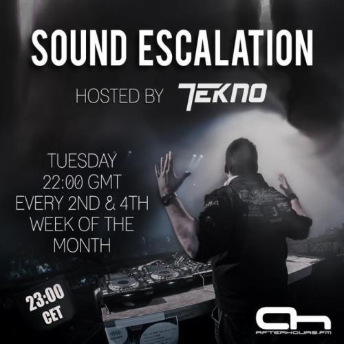 TEKNO & Holbrook & SkyKeeper — Sound Escalation 203 (2021-07-13)