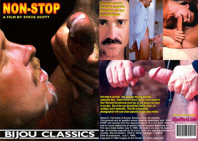 Non-Stop [VHSRip 400p 1.36 Gb]