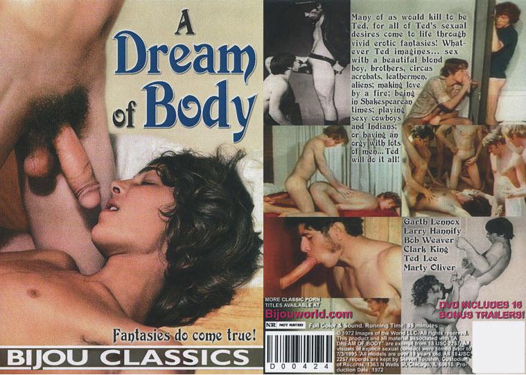 A Dream Of Body [VHSRip 480p 1.27 Gb]