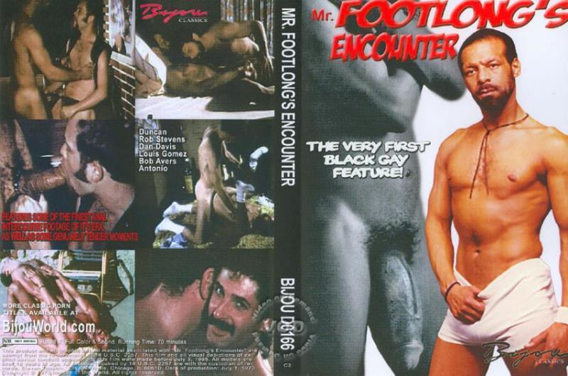 Mr. Footlongs Encounter [VHSRip 384p 692.2 Mb]
