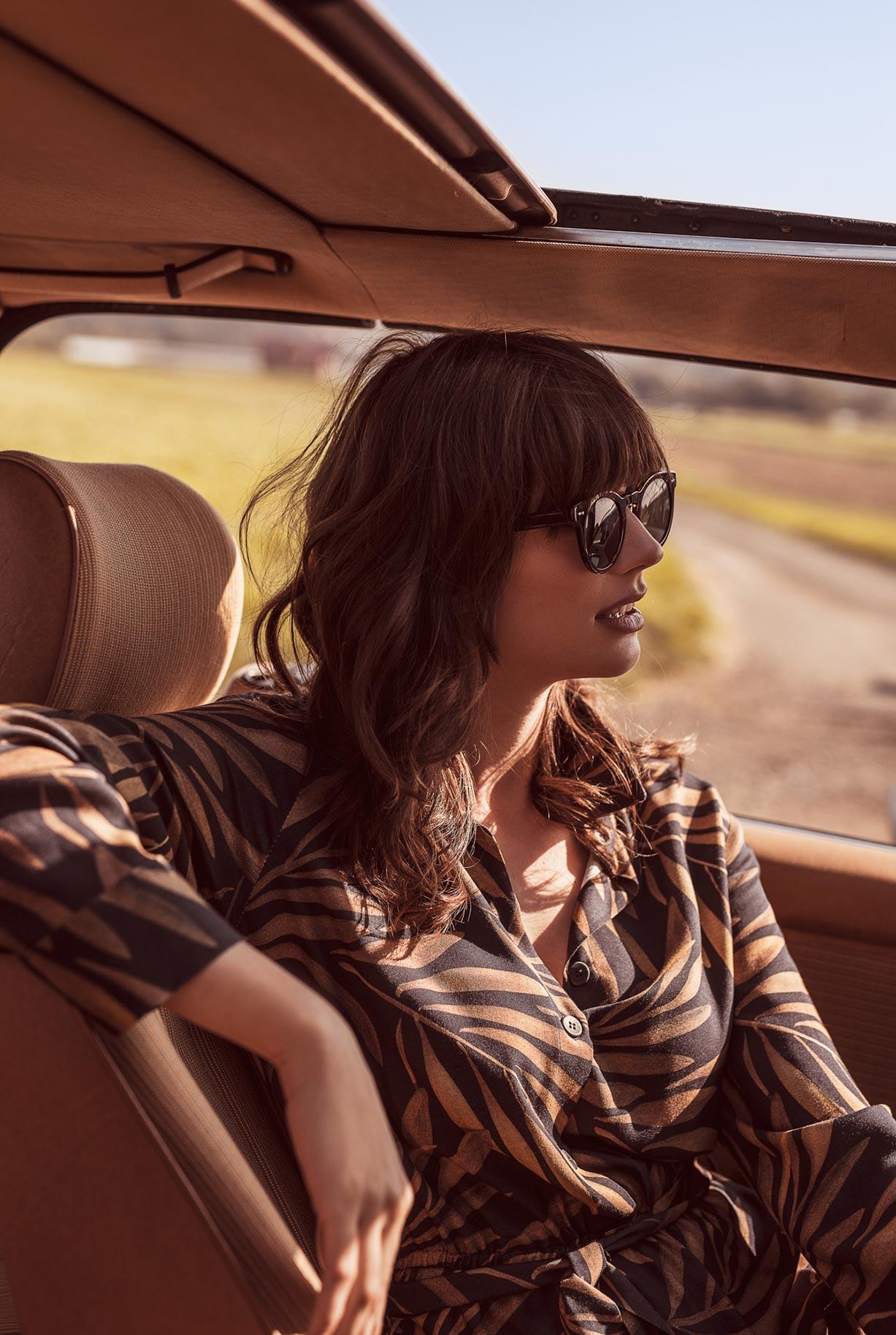 рекламная кампания женской одежды модного бренда So Me Len Welna / фото 14