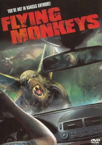 Flying Monkeys 2013 1080p WEBRip x265-RARBG