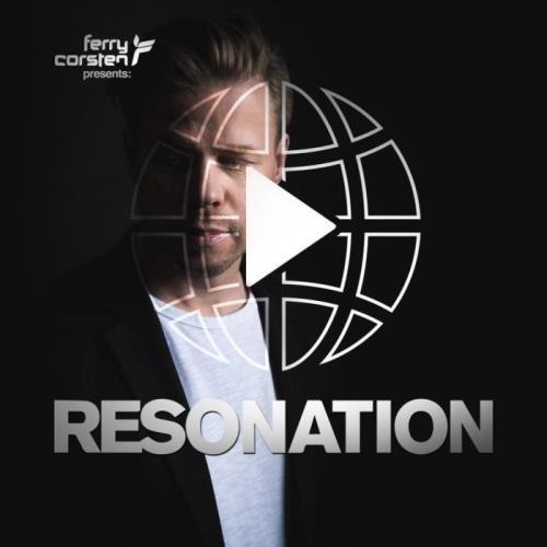 Ferry Corsten — Resonation Radio 044 (2021-09-29)