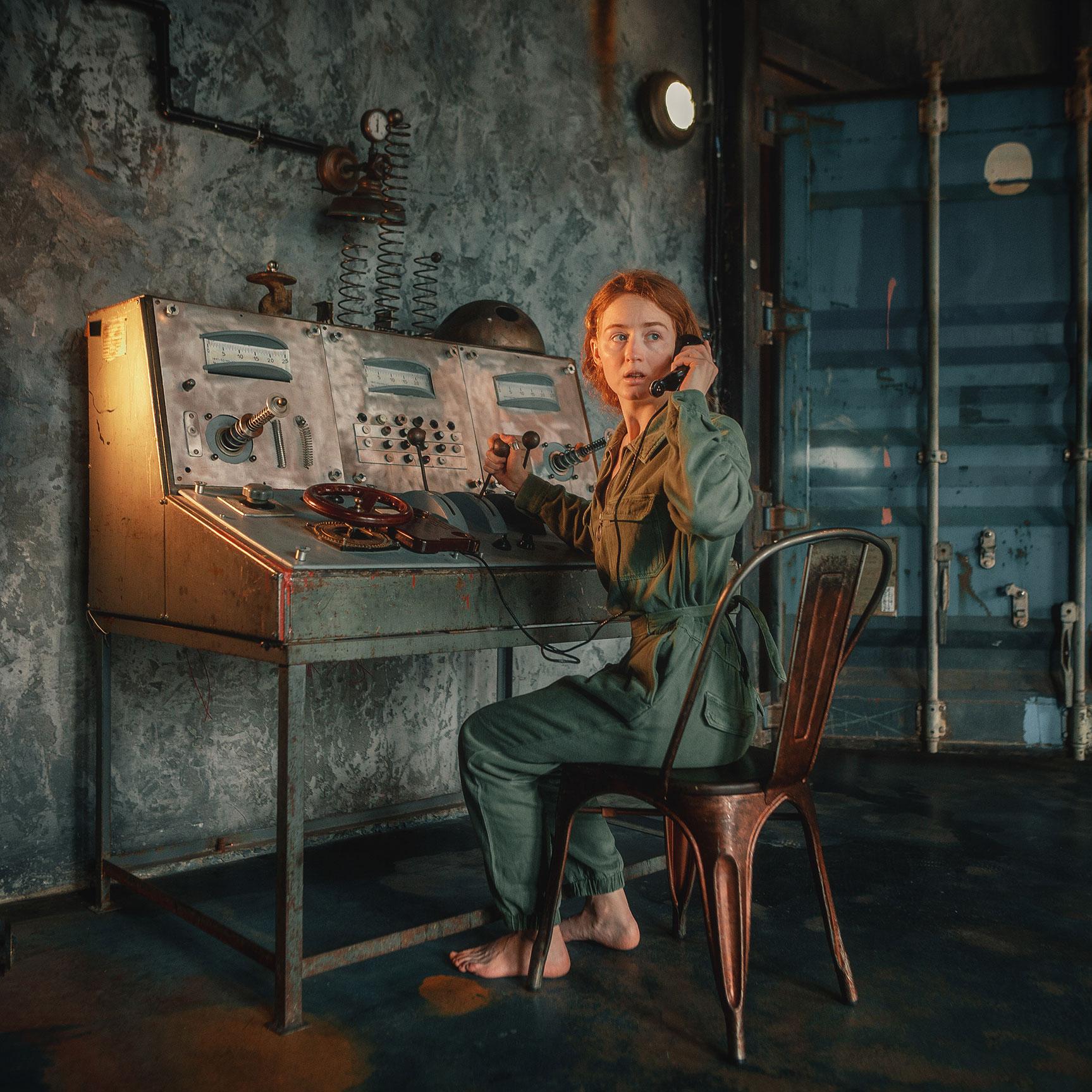 -фабричная девушка- Ксения Крюкова / фото 08