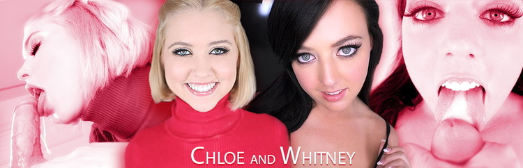 Whitney Wright, Chloe Couture ~ Hardcore ~ AmateurAllure ~ FullHD 1080p