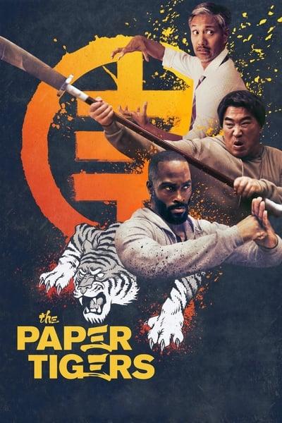 The Paper Tigers 2021 BRRip XviD AC3-EVO