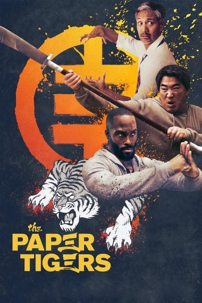 The Paper Tigers 2021 720p BluRay 800MB x264-GalaxyRG