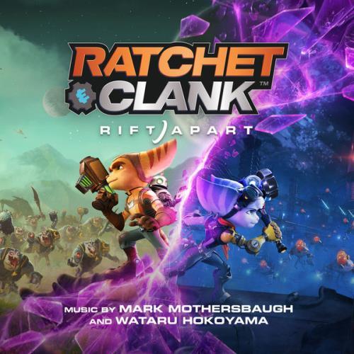 Mark Mothersbaugh - Ratchet & Clank  Rift Apart (Original Soundtrack) (2021)