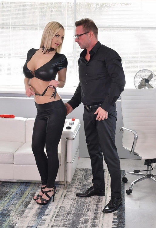 Nathaly Cherie - Intensive Anal Dick Insertion (2021 HouseOfTaboo.com DDFNetwork.com) [FullHD   1080p  1.49 Gb]