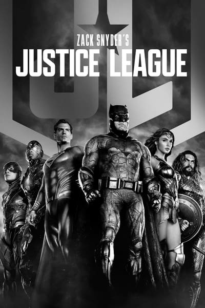 Zack Snyders Justice League 2021 720p BluRay x264-NeZu