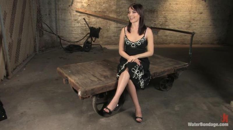 Dana DeArmond ~ Water Bondage ~ KINK ~ HD 720p