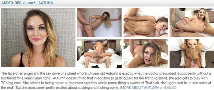 ExploitedCollegeGirls.com - Autumn