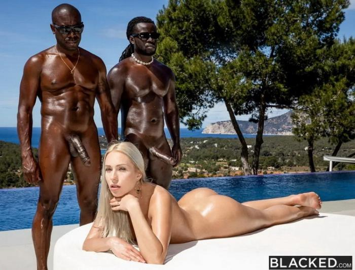 Blacked.com: Hot Wife Vacation Starring: Angelika Grays