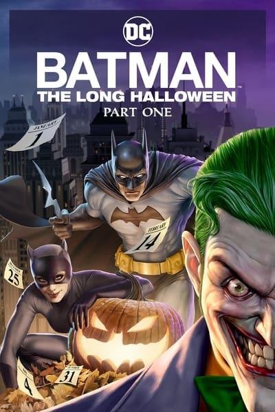 Batman The Long Halloween Part One 2021 720p BluRay 800MB x264-GalaxyRG