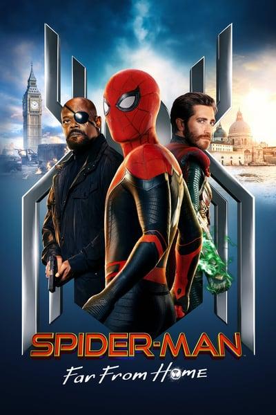 Spider-Man Far From Home 2019 1080p BluRay x265 HEVC 10Bit AAC 7 1
