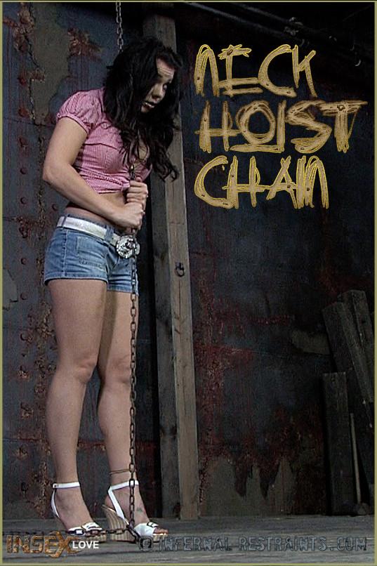 Beverly Hills, PD ~ Neck Hoist Chain ~ InfernalRestraints ~ FullHD 1080p
