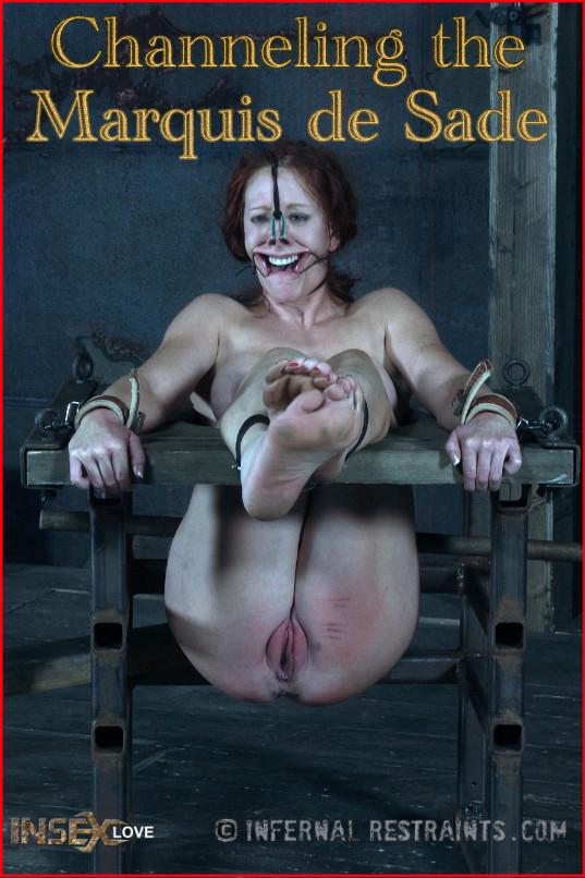 Catherine De Sade, PD ~ Channeling The Marquis De Sade ~ InfernalRestraints ~ HD 720p