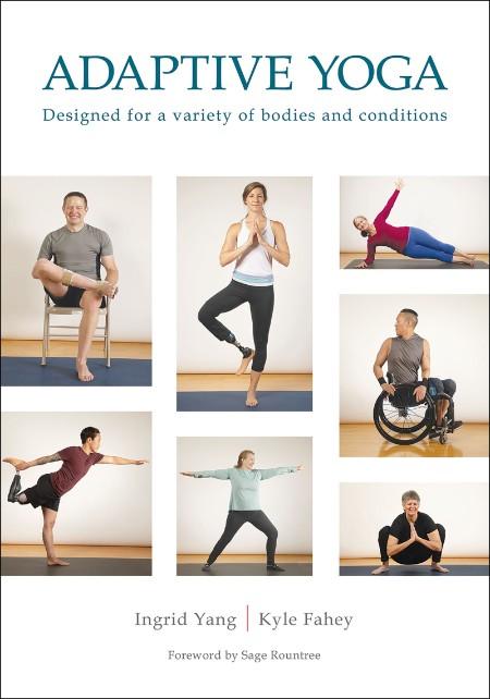 Adaptive Yoga By Ingrid Yang