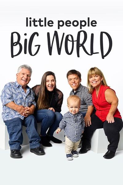 Little People Big World S22E08 Can You Handle It 720p HEVC x265-MeGusta
