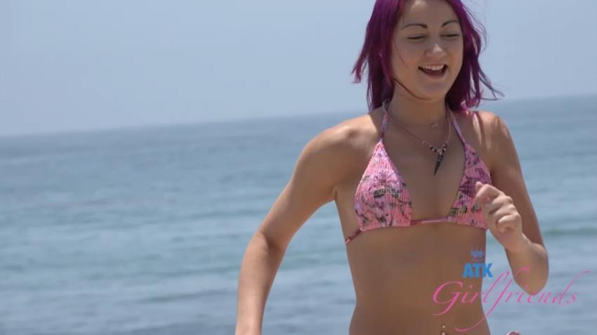 ATK.com / ATKGirlfriends.com: El Pescador Beach Part 1 (Lily Adams), Public Sex [FullHD 1080p]