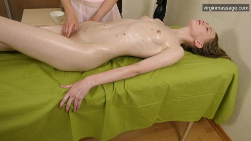 Defloration.com/VirginMassage.com: Domna Svistok aka Alisa Lee - Virgin Massage [FullHD 1080p] (2 Gb)