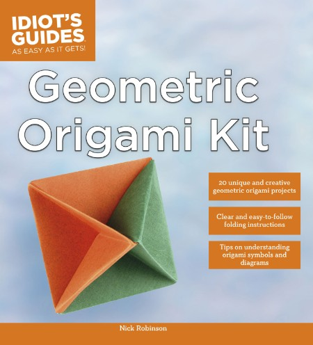 Geometric Origami Kit by Nick Robinson