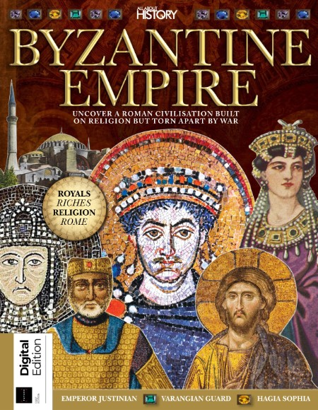 All About History Byzantine Empire