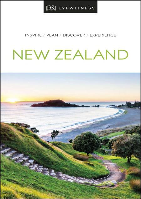 DK Eyewitness Travel Australia and Oceania New Zealand 2019